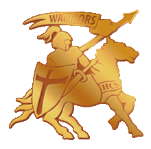 HCS Warriors Gold Logo